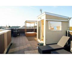 屋上にお風呂があるシェアハウス・茨城県水戸市